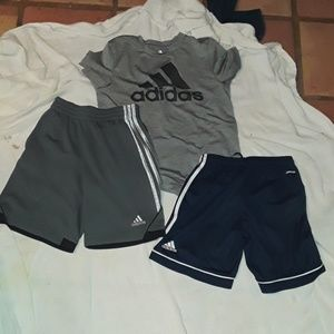 Boys Adidas size medium